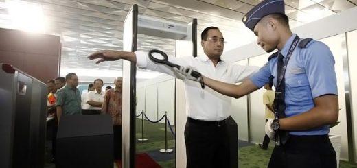 Urutan Pangkat AVSEC Bandara